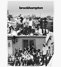 BROCKHAMPTON Poster