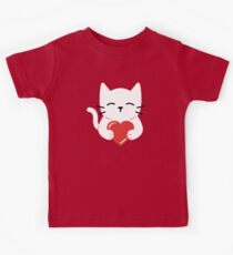 Cat's Love Kids Tee