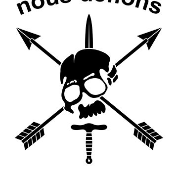 Nous Defions Special Forces by 5thcolumn