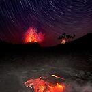 Kilauea Volcano Eruption .4 by Alex Preiss