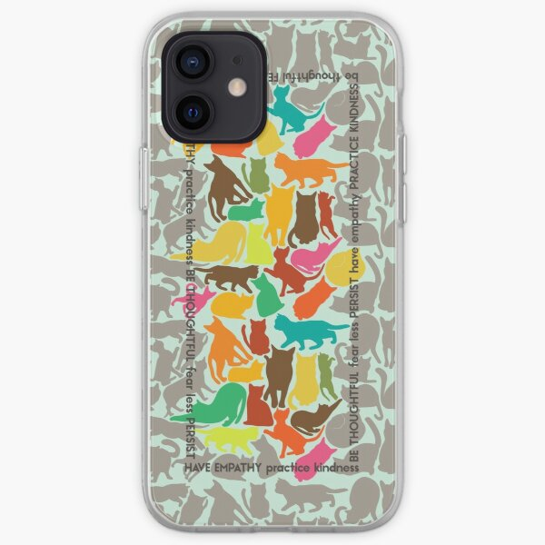 Cats Giving Advice iPhone Soft Case
