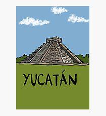 Yucatan Photographic Print