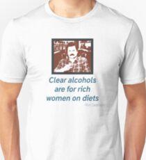 Ron Swanson Drinking Quote Unisex T-Shirt