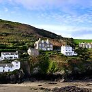 Port Isaac pt3 by Lisa Williams