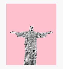 Christ Redeemer - Rio de Janeiro  Photographic Print