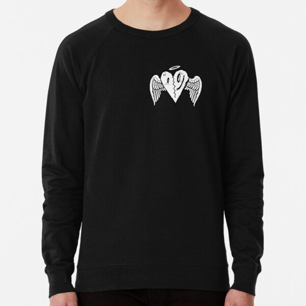 My Heart Hurts Tribute Lightweight Sweatshirt