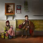 Children - Life is an adventure 1893 by Michael Savad