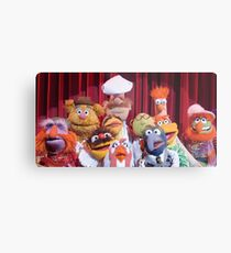 Gang of the puppets Metal Print
