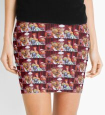 Gang of the puppets Mini Skirt