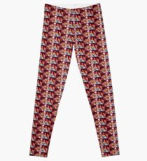 Gang of the puppets Leggings