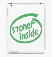 Stoner Inside iPad Case/Skin