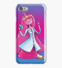 Princess Bubblegum .. Scientist iPhone Case/Skin