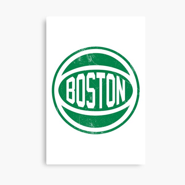 Boston retro Ball 2 Canvas Print