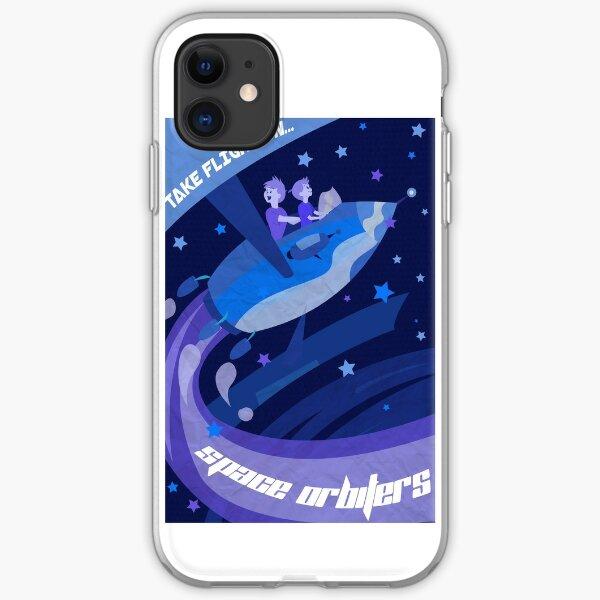 Space Orbiters  iPhone Soft Case