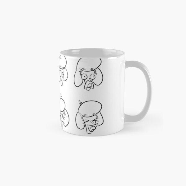 New Character Design  Classic Mug