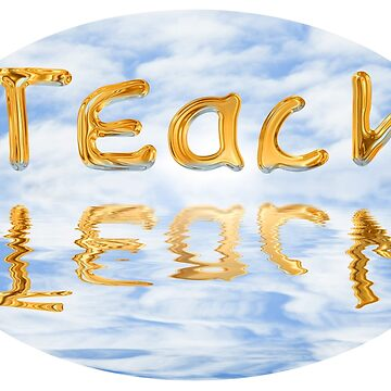Teach learn, a gift for teachers and students by TJBest