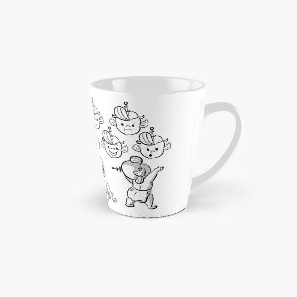 Fischer Character Design  Tall Mug