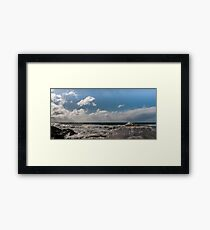The Outlet Framed Print