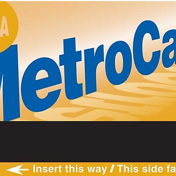 Metro Card by Nicole-Owens