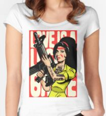 The Love Game Women's Fitted Scoop T-Shirt