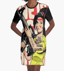 The Love Game Graphic T-Shirt Dress