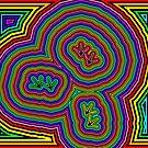 Chickenfeet - rainbow by Etakeh