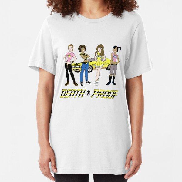 Saturday Morning Death Proof Slim Fit T-Shirt