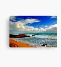 Blowhole Canvas Print