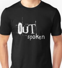 OUTSpoken Slim Fit T-Shirt