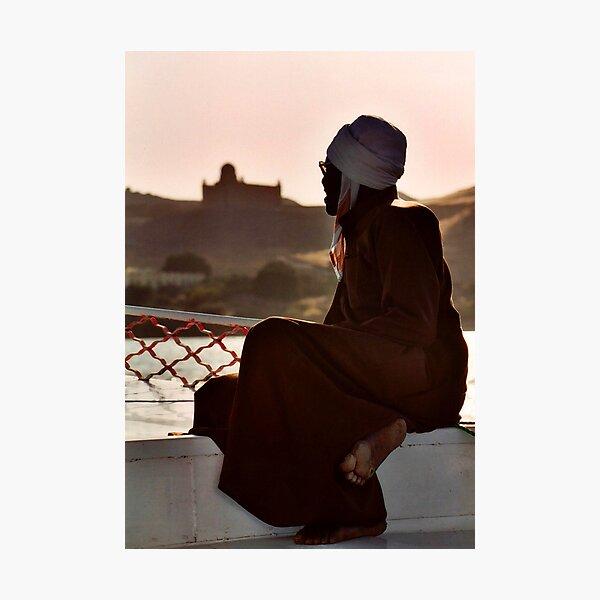 Nubian Man Photographic Print