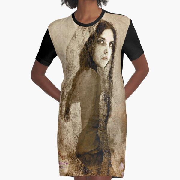 The Mystic's Eye (full version) Graphic T-Shirt Dress
