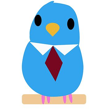 Business Budgie by parakeetart