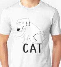 Dog Cat Unisex T-Shirt