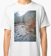 Cranberry River In Monongahela National Forest Classic T-Shirt