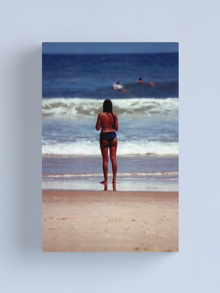 Alternate view of Girl from Ipanema Canvas Print