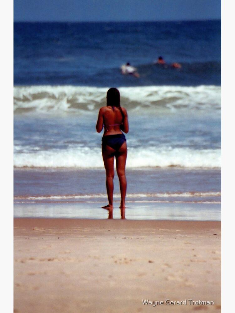 Girl from Ipanema by redmoondragon