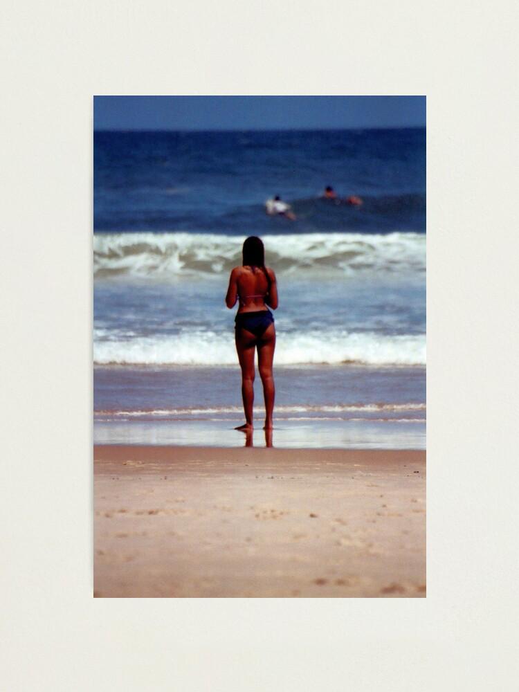 Alternate view of Girl from Ipanema Photographic Print