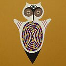 Grandmother Owl by Therese Doherty