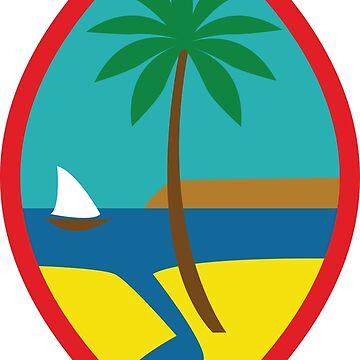 Off Set Guam by etona
