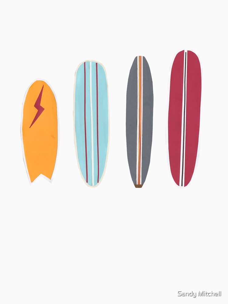 Grab a surfboard by sandymitchell