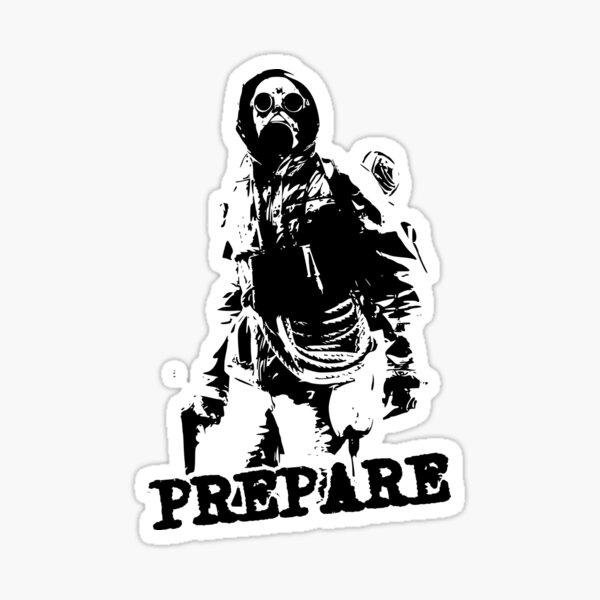 Preppers WTSHTF keep calm and bug out t-shirt When the sh*t hits the fan