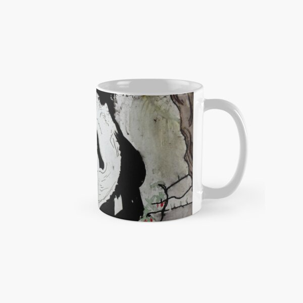 Giant Panda in Chinese Forest Classic Mug