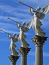Angels in Las Vegas by Extraordinary Light