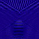 Blue Round by Etakeh