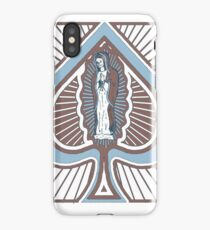 Our Lady of Spades iPhone Case