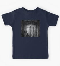Building / Church #CJSNHB Kids Tee
