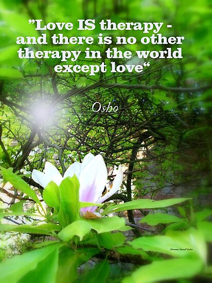 Love is Therapy by Charmiene Maxwell-Batten