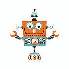«Robot Mr Tuerca» de Retrocrix