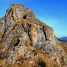 Execution rock - Swaziland by Shaun Swanepoel