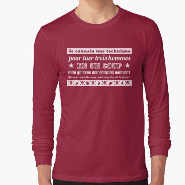 Kaamelott - Perceval (blanc) T-shirt manches longues